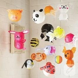 Rengarenk japon fenerleri