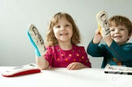 çocuklar için el kuklası