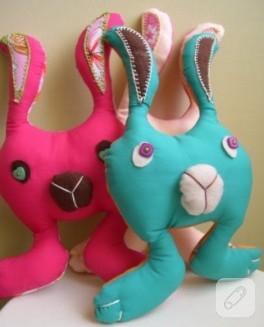 Çok kolay Tavşancık…
