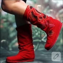 Kırmızı Çizme