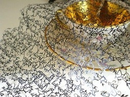 Hina Aoyama ve kağıt kesme sanatı