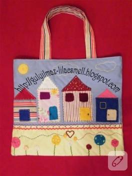 Aşk sokağı çantası
