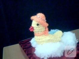 Örgü Tavuk