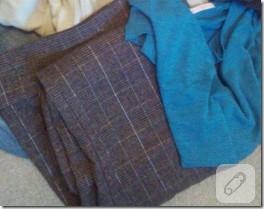 Eski bir pantalon ve tshirt harika bir çantaya nasıl dönüştürülür?
