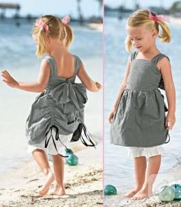 İki güzel elbise..