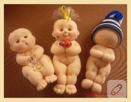 tüp bebek değil bez bebek:))))))