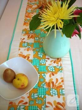 kırkpare masa örtüsü