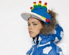 Legolardan Şapka
