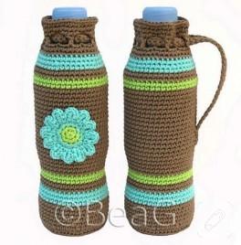 şişelere…