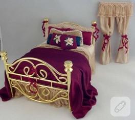 minyatür yataklar