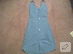 gömlekten elbiseye 1