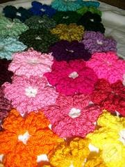 Çiçek Motifleriyle