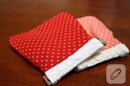 kumaş cüzdan yapımı