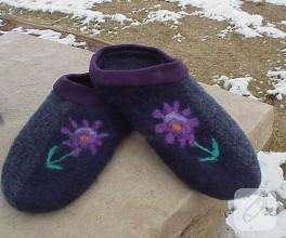 Eski kazaklardan patik ve botlar…
