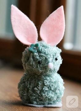 Bir Küçüçük Tavşancık Varmış…