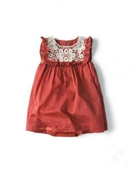 Dantelli Kırmızı Elbise…