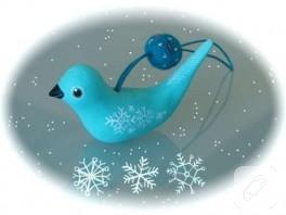 Mavi Kuş…