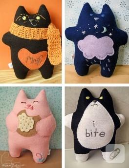Şişman kediler:)