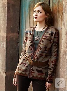Türk desenleri bu yılın trendi mi oluyor?