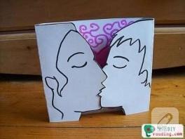 sevgiliye özel kart