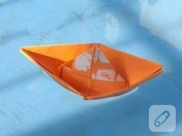 Kağıt Gemi Yapımı