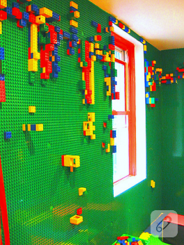 Önüm arkam sağım solum lego