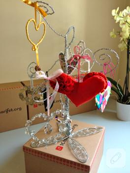 10marifet Sergisi'nin Sevgi Ağacı