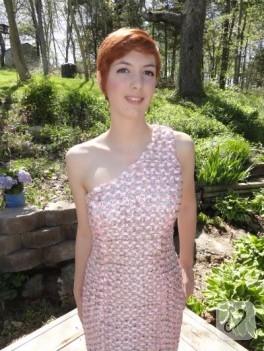 açma halkasından elbise