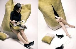 Hiç böyle ofis sandalyesi gördünüz mü?