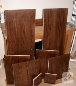 aşama aşama mobilya yapımı