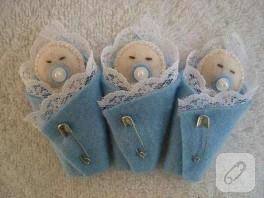 Bebekli Bebek Şekerleri