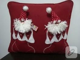 Noel yastıkları…