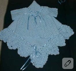 bebek battaniyesi hırka