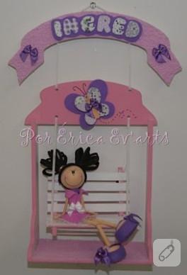 Bebek odalarına şirin aksesuarlar…
