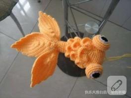 örgü balık çok şirin