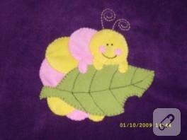 Tırtıldan kelebeğe…