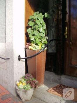 kapı önü dekorasyon fikirleri