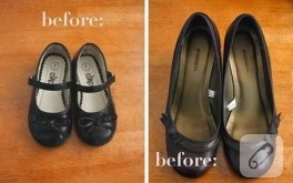 Ayakkabı süsleme fikilrleri…