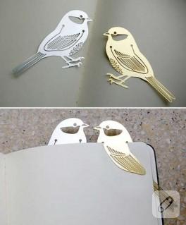 Kitabımıza kuş konduralım mı?