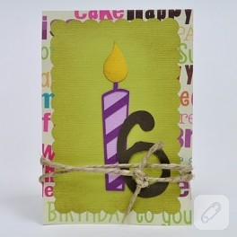 doğumgünü kartı