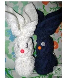 Havlu tavşancıklar