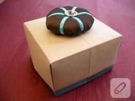origami takı kutusu