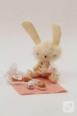 Pamuk Tavşan piknikte…