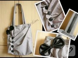 papyonlu çanta… ByDG ;)