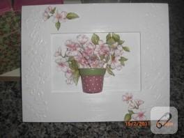 taşan çiçekler:))