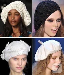 Şapkalar Geldi