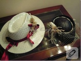 abiye şapkalar:))))