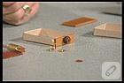 polimer kilden mobilya yapımı