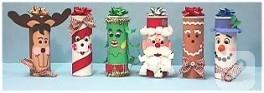 Pringles Karakterleri