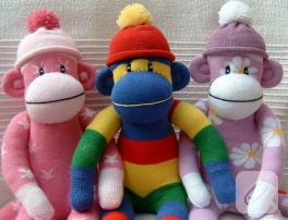 Çorap maymunlar